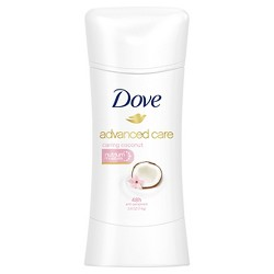 Dove Advanced Care Caring Coconut Antiperspirant & Deodorant