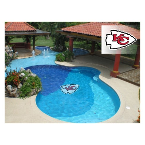 NFL Kansas City Chiefs Large Pool Decal - image 1 of 1