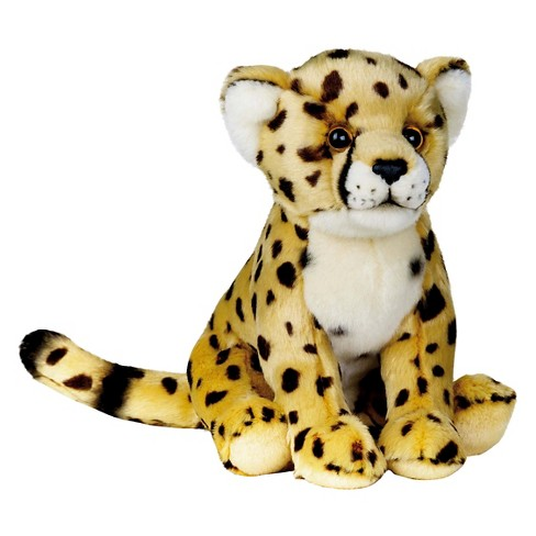 Lelly National Geographic Cheetah Plush Doll - image 1 of 1
