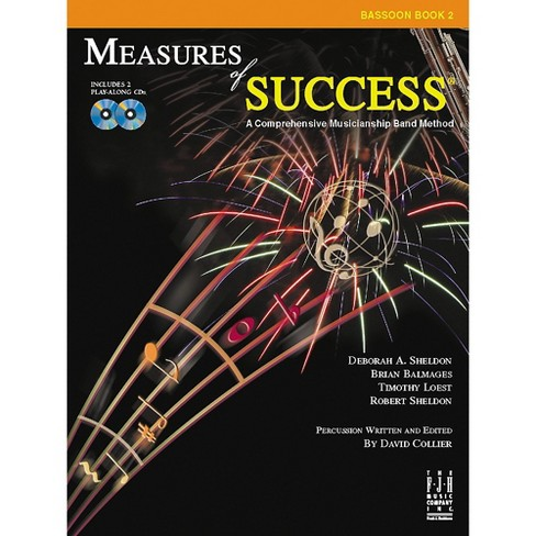 FJH Music Measures of Success Bassoon Book 2 - image 1 of 1