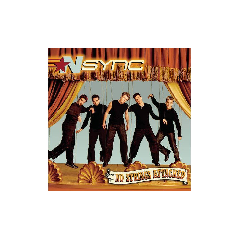 *NSYNC - No Strings Attached (CD) *NSYNC - No Strings Attached (CD)