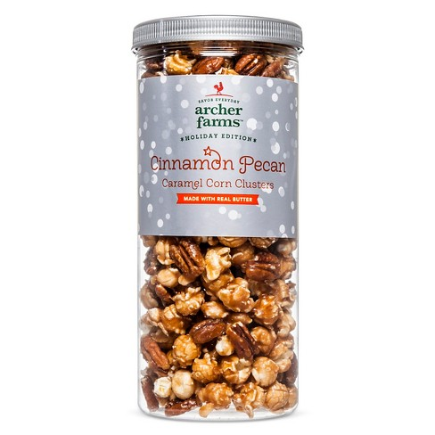 Cinnamon Pecan Caramel Corn Clusters - 17oz - Archer Farms™ - image 1 of 1