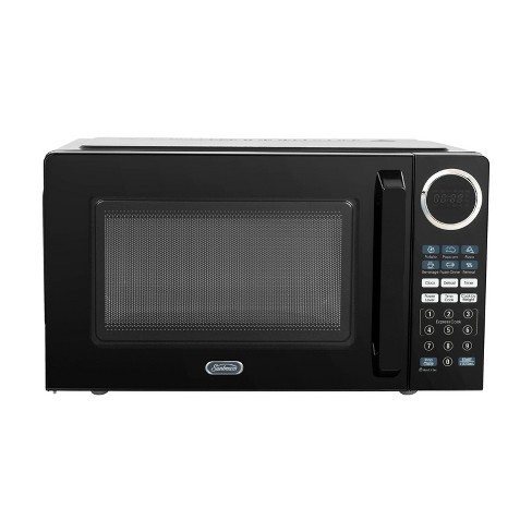 Sunbeam 0 9 Cu Ft 900w Microwave Oven