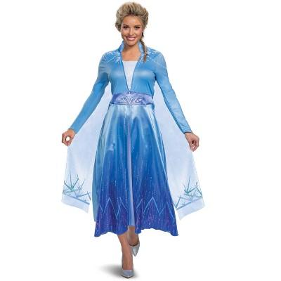 Frozen Frozen 2 Elsa Deluxe Adult Costume