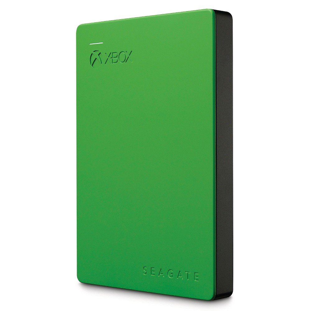 Seagate Portable 2TB Hard Drive for Xbox - Green (STEA2000403) Avoid the dreaded full hard drive with the Seagate Portable 2TB Hard Drive for Xbox. Grab exponentially more capacity in one smart step with the only external XBox hard drive made for just that. Color: Green.