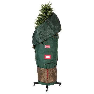 Northlight Patented Medium Upright Tree Storage Bag With 2 Way- up to 7ft Tree
