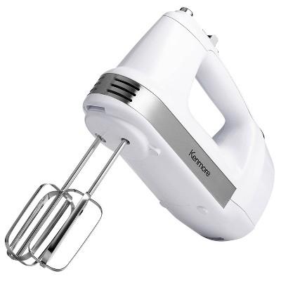 Kenmore 5 Speed Hand Mixer Retractable