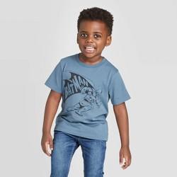 Toddler Boys' Batman T-Shirt - Blue