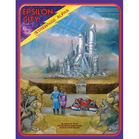 Met Alpha Epsilon City - (Hardcover) - image 1 of 1