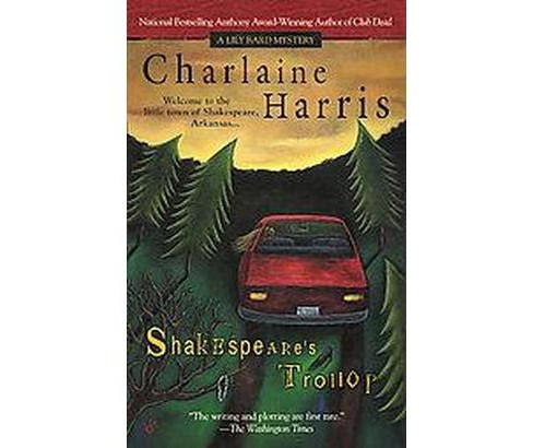 Shakespeare's Trollop (Reprint) (Paperback) (Charlaine Harris) - image 1 of 1