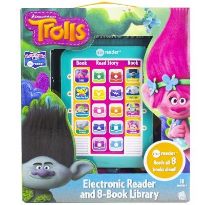 DreamWorks Trolls Electronic Me Reader 8-book Boxed Set