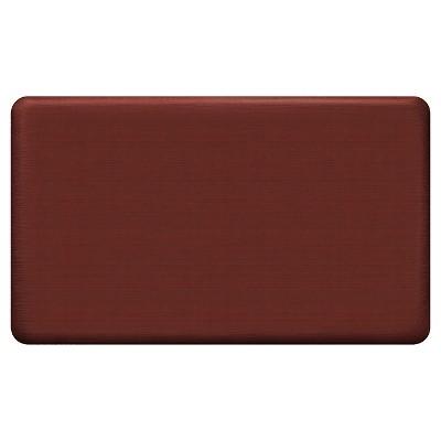 Newlife By Gelpro Grasscloth Comfort Kitchen Mat - Crimson (18X30)
