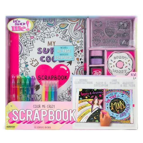 It's So Me!™ Color Me Crazy Scrapbook - image 1 of 4