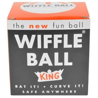 "Wiffle Ball 12"" King Regulation Softball Size Curve Training Plastic Ball"