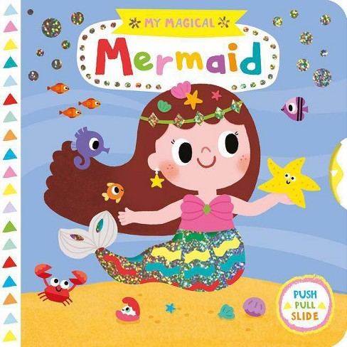 My Magical Mermaid -  BRDBK (My Magical Friends) (Hardcover) - image 1 of 1