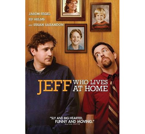 Jeff Who Lives At Home (DVD) - image 1 of 1