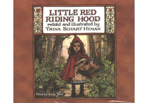 Little Red Riding Hood (Unabridged) (CD/Spoken Word) - image 1 of 1