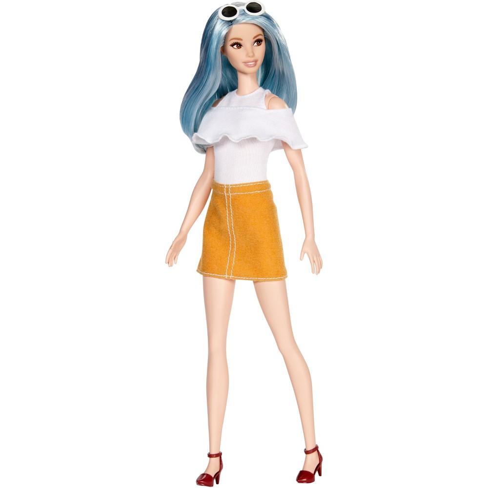 Barbie Fashionistas Doll 69 - Blue Beauty