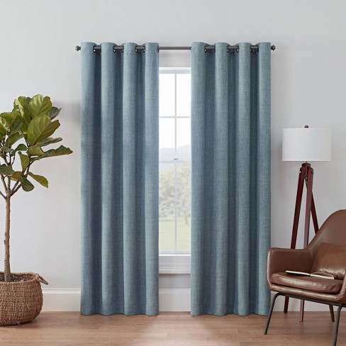 Rowland Blackout Curtain Panel - Eclipse - image 1 of 4