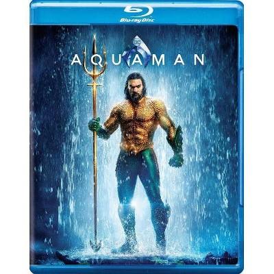 Aquaman (Blu-Ray + DVD + Digital)