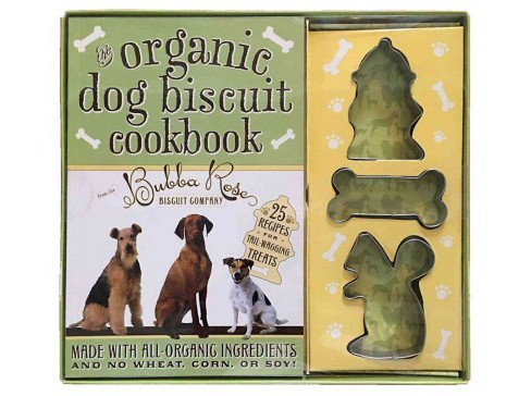 Organic Dog Biscuit Kit (Paperback) (Jessica Disbrow Talley) - image 1 of 1