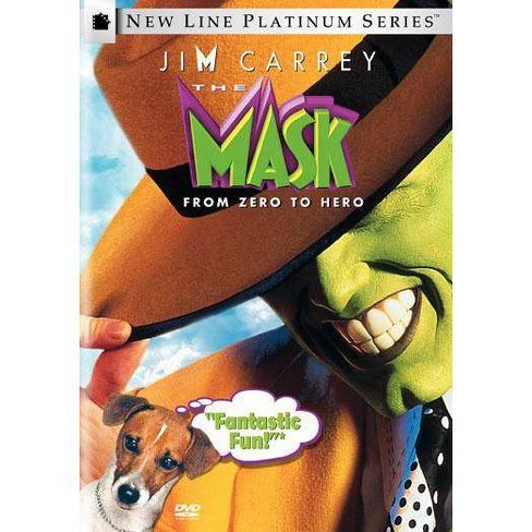 The Mask (DVD)(2005) - image 1 of 1