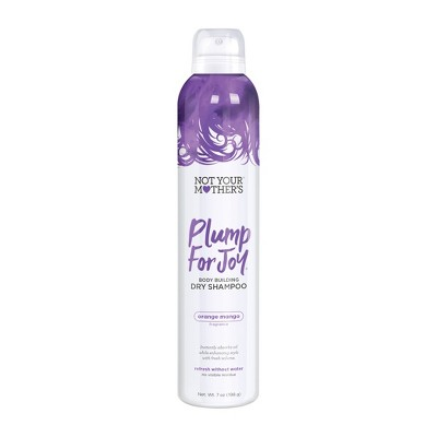 Not Your Mother's Plump For Joy Body Building Dry Shampoo - 7oz
