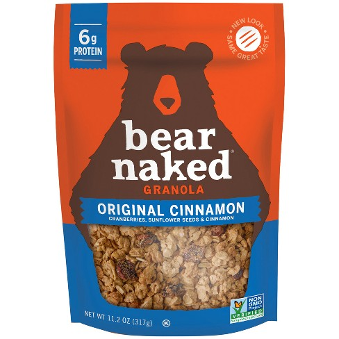 Bear Naked Original Cinnamon Soft Baked Granola - 11.2oz - image 1 of 3