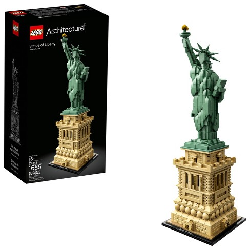 LEGO Architecture Statue of Liberty 21042 - image 1 of 4
