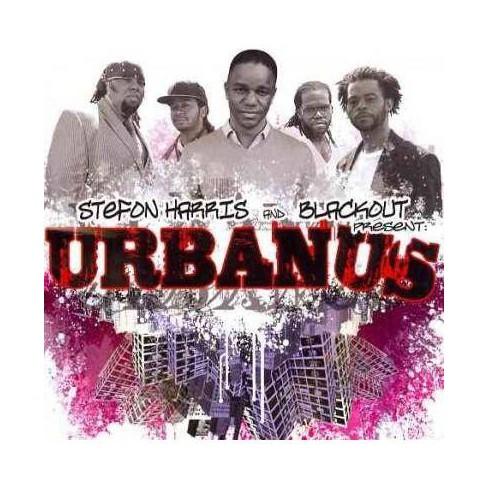 Stefon  Harris &  Blackout - Urbanus (CD) - image 1 of 1