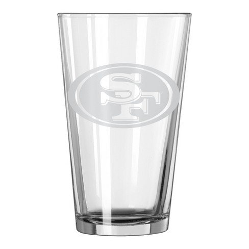 NFL San Francisco 49ers Boxed Pint Glass - image 1 of 2