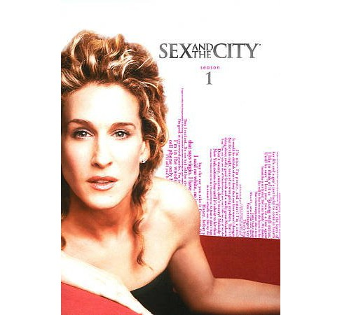 Sex And The City:Comp Ssn1 (DVD) - image 1 of 1