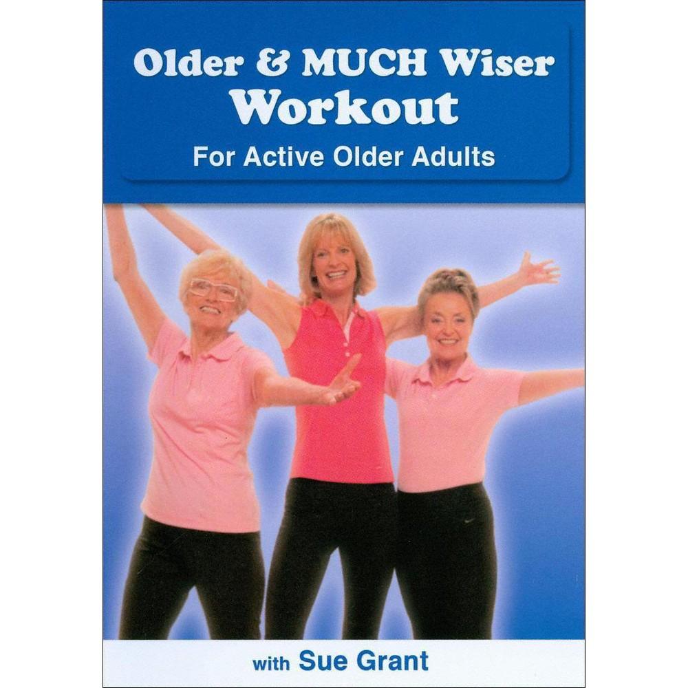 Older & Much Wiser Workout For Senior (Dvd)