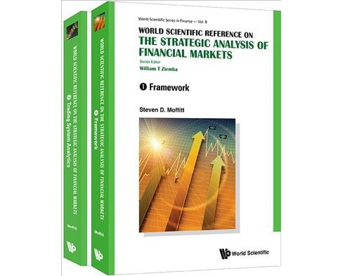 World Scientific Reference on The Strategic Analysis of Financial Markets (Hardcover) (Steven D. - image 1 of 1