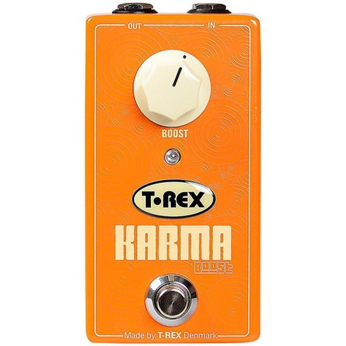 T-Rex Engineering Karma Clean Boost Guitar Effects Pedal - image 1 of 5