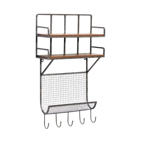 Pallas Entryway Wall Organizer Gray Aiden Lane Target,Delta Airlines Baggage Fees Military Dependents