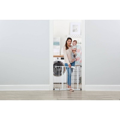 Regalo Easy Step Metal Walk -Through Gate