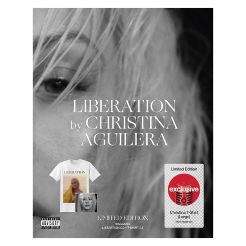Christina Aguilera - Liberation (Target Exclusive) (CD) - image 1 of 2