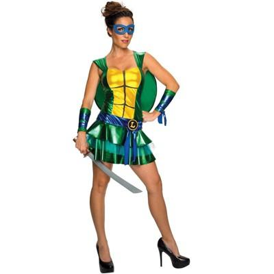 Teenage Mutant Ninja Turtles Leonardo Dress Adult Costume