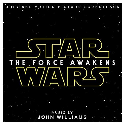 Star Wars: The Force Awakens Soundtrack (CD) - image 1 of 1