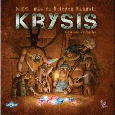 Krysis Board Game