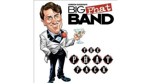Gordon Goodwin's Big - Phat Pack (CD) - image 1 of 1