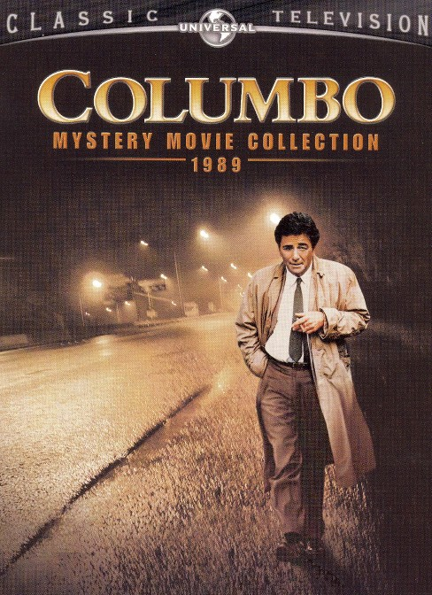 Columbo:Mystery movie collection 1989 (DVD) - image 1 of 1