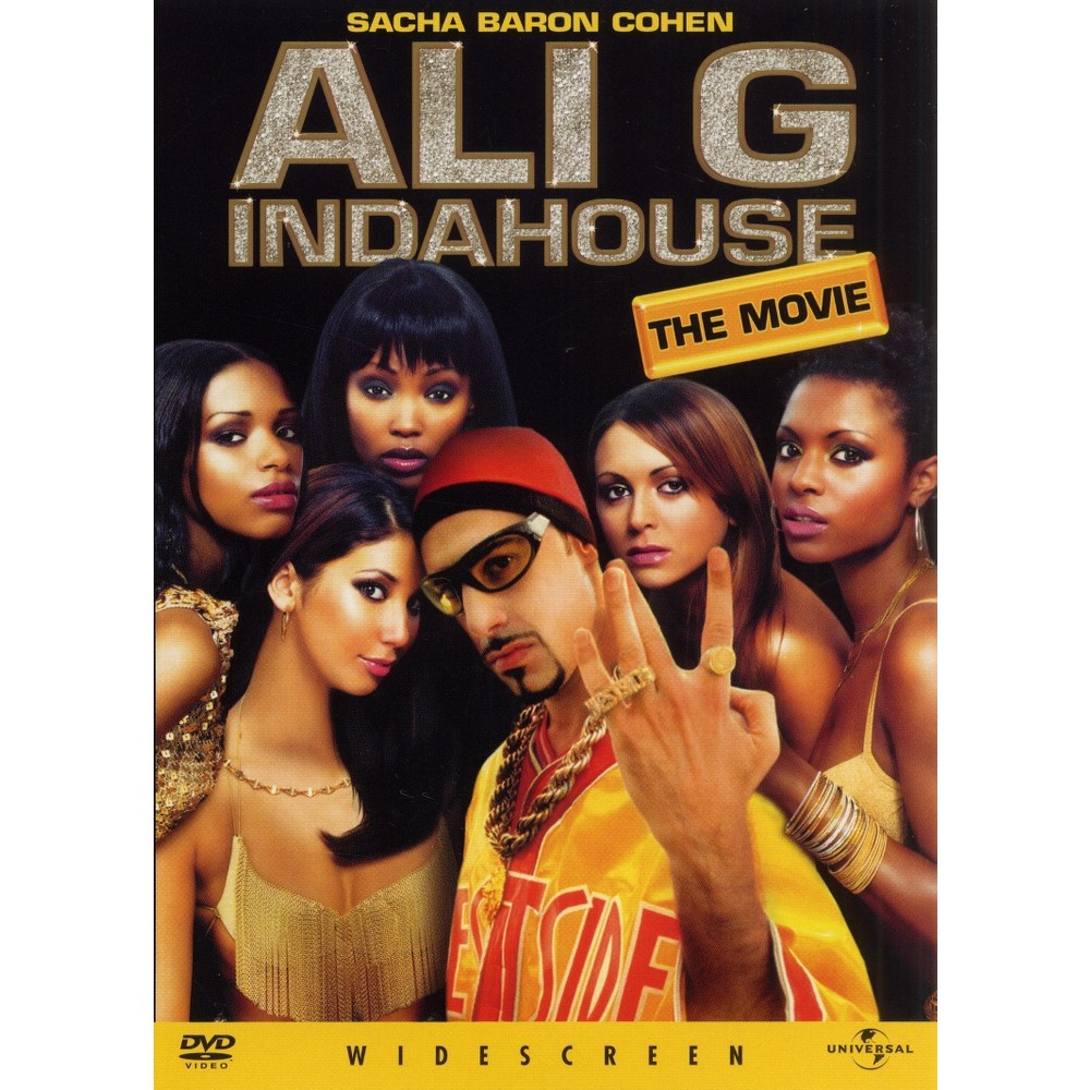 Ali G Indahouse:Movie (Dvd)