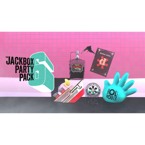 The Jackbox Party Pack 6 - Nintendo Switch (Digital) - image 1 of 4