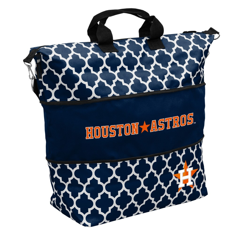 MLB Houston Astros Expandable Tote, Kids Unisex