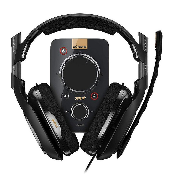 ASTRO Gaming A40 TR Headset + MixAmp Pro TR For PlayStation 4 - Manufactured Refurbished : Target