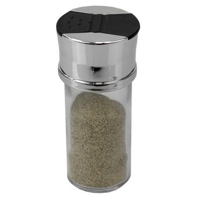 Home Basics 2.5 oz. Flip Top Easy Pour Spice Bottle