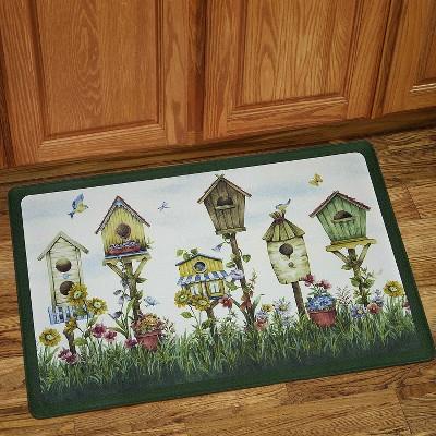 """1'5""""x2'5"""" Rectangle Floor Mat Multicolored - GoodGram"""