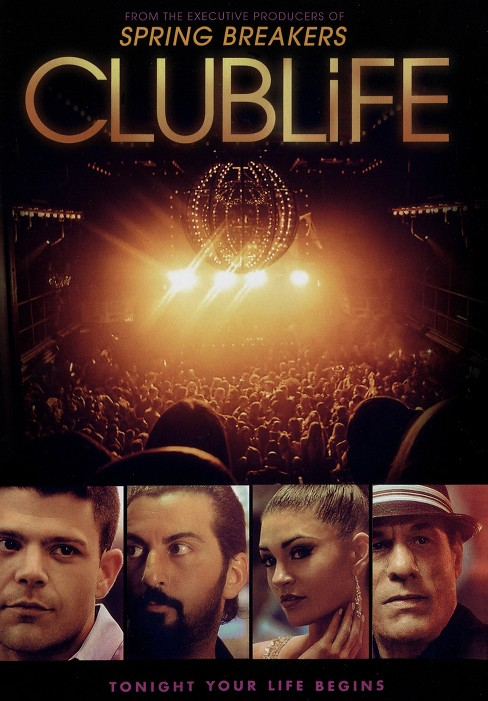 Club life (DVD) - image 1 of 1